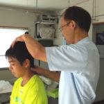 柏整骨鍼院の整体治療